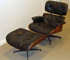vintage eames lounge chair and ottoman vintage eames lounge chair and ottoman at 1stdibs lounge chair towel