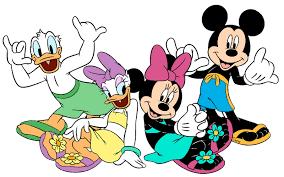 mickey mouse friends clip art 2 disney clip art galore