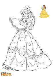 Ariel Disney Coloriage  postolinfo