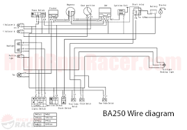 awesome suzuki ozark 250 wiring diagram gallery electrical