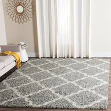 Shag Rug Ikea Area Rugs Astounding Gray And White Shag Rug Exciting Gray And