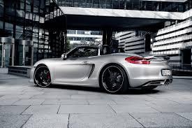 Porsche Boxster Body Kit - techart shows more of its new porsche boxster 981 tuning program