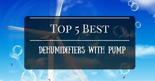 Built In Dehumidifiers For Basements by Best Dehumidifier With Pump Of 2017 Cool Dehumidifier