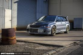 mitsubishi evo modded the wangan wagon speedhunters