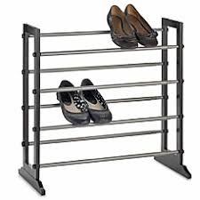 Shoe Rack by Shoe Racks Storage Boxes Organizers Bed Bath Beyond