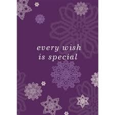 flying wish paper snowflake christmas card made in usa ohsay usa