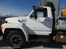 1986 Ford F350 Dump Truck - 1986 ford f600g dump truck item j2636 sold march 7 gove