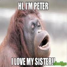 Ooh Meme - looking for my sister christina meme monkey ooh 62347