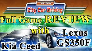 lexus gs 460 erfahrung city car driving 1 3 5 full game review with kia ceed lexus gs