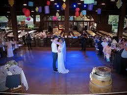 wedding djs disney s fort wilderness mickey s backyard bbq orlando wedding