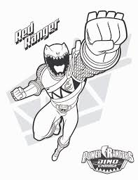 power ranger red coloring pages cartoon images character