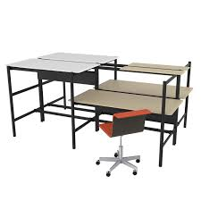 dan modular desk system office bench desks apres furniture