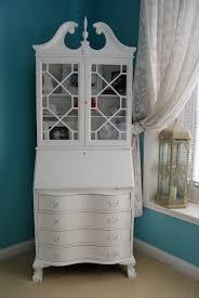 tall secretary desk with hutch surprising concept of the secretary desk with hutch home decor