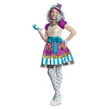 pink monster halloween costume ever after high madeline hatter girls u0027 costume m 7 8 variation