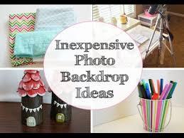 photo backdrop ideas inexpensive photo backdrop ideas