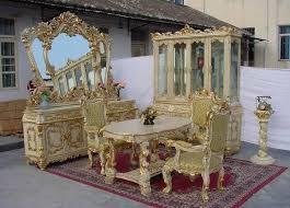luxury and elegant dining room home design interior