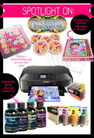edible print spotlight on tasty imaginations edible printing ink for cakes