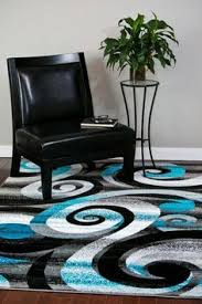 Turquoise And Gray Area Rug Persian Rugs Modern Trendz Abstract Turquoise White Black Gray