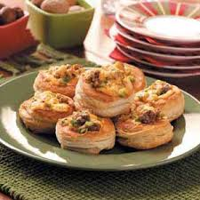 canapes recipe cajun canapes recipe taste of home