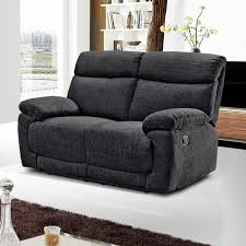 Black Reclining Sofa Black Reclining Sofa Imonics