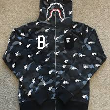bape sold bape x black scale hoodie from chelsea u0027s