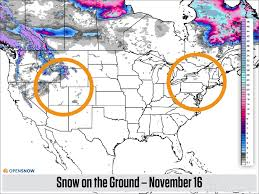 colorado snowpack map legitimate snowstorms are in the forecast us and canada