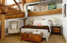 bedrooms amazing industrial bedroom with white bed and vintage