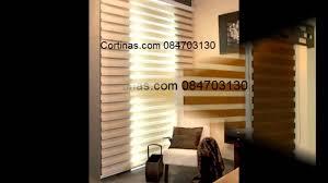 cómo hacer unas bonitas cortinas youtube