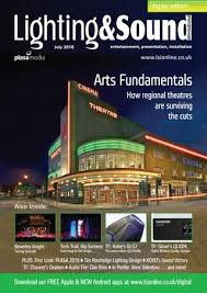 advanced lighting and sound lighting and sound by robwyborn issuu
