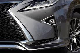 lexus rx 350 headlights 2017 lexus rx 350 f sport road test carcostcanada