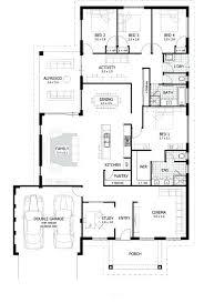 beach house floor plans 5 bedroom house floor plans wonderful 4 bedroom house plans home