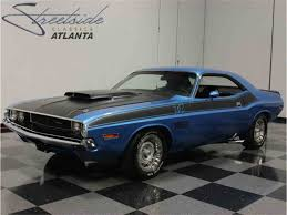 Dodge Challenger Classic - classic dodge challenger t a for sale on classiccars com 8 available