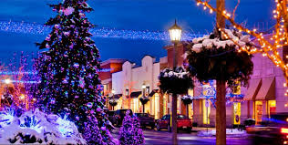 christmas lights in michigan why rochester michigan is the best place to be for the holiday season