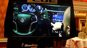 cadillac cue infotainment system for xts ats srx demo youtube