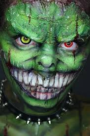 10 halloween makeup before and afters that u0027ll blow your mind