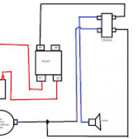 wiring diagram car horn yondo tech