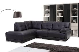 Large Black Leather Corner Sofa 10 Black Corner Sofa Carehouse Info