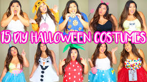 top 10 halloween costumes for girls 15 diy halloween costumes last minute cute u0026 easy youtube