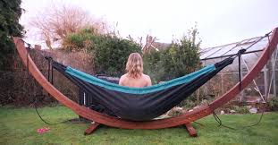 tub in a hammock hydro relaxation goes portable webecoist
