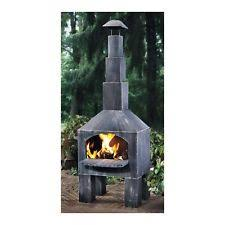 Paint For Chiminea Chiminea Fire Pits U0026 Chimineas Ebay