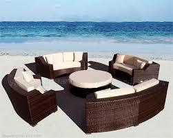 Round Patio Sofa Patio Furniture Plus Bonus Gallery Image Azccts - Round outdoor sofa 2