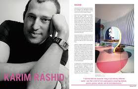 karim rashid article on behance