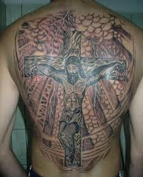 45 amazing holy cross tattoos pictures u2013 religious 3d cross