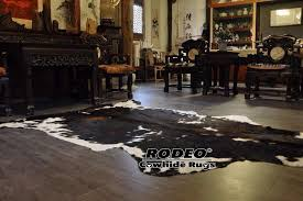 Are Cowhide Rugs Durable Dark Tricolor Cowhide Rug Cowhide Rug Sale Rodeo Cowhide Rugs