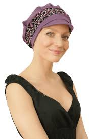 chemo hats with hair attached chemo headwear collection suburban turban