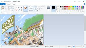 guy learns microsoft paint for 10 years and proves photoshop is no
