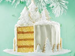 Coconut Cake Recipe Coconut Cake With Rum Filling And Coconut Ermine Frosting