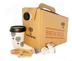 Box Coffee catering