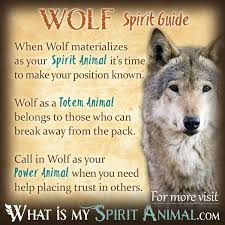 wolf symbolism meaning spirit totem power