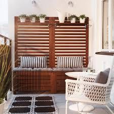 bank fã r balkon 171 best buiten images on balcony ikea and balconies